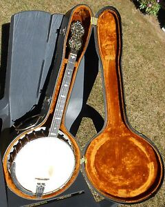 B&D Antique Super Banjo