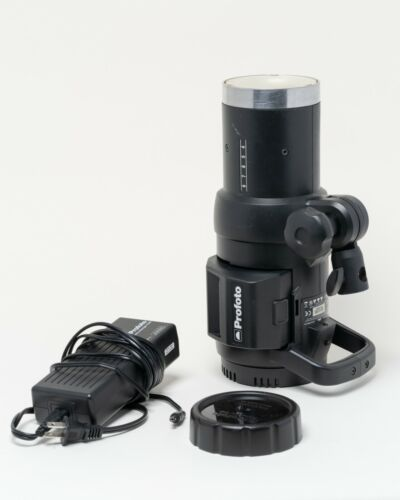 Profoto B1 Air 500TTL Battery Powered Light With Battery, 4.5A Charger, + Cap