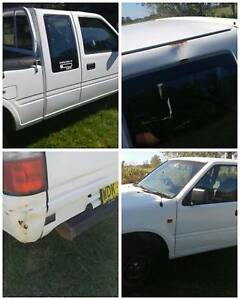 1999 Holden Rodeo Ute Taree Greater Taree Area Preview