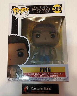 Funko Pop! Star Wars 309 Finn Episode 9 Pop Vinyl Bobble Head FU39885