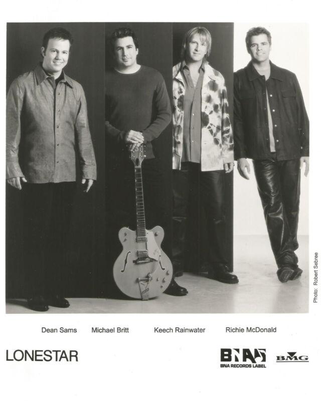Lonestar  Publicity Photo 1999