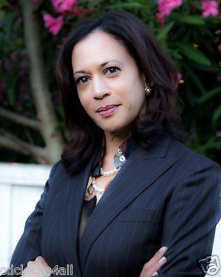 Kamala Harris   Attorney General 8 X 10   8X10 Glossy Photo Picture