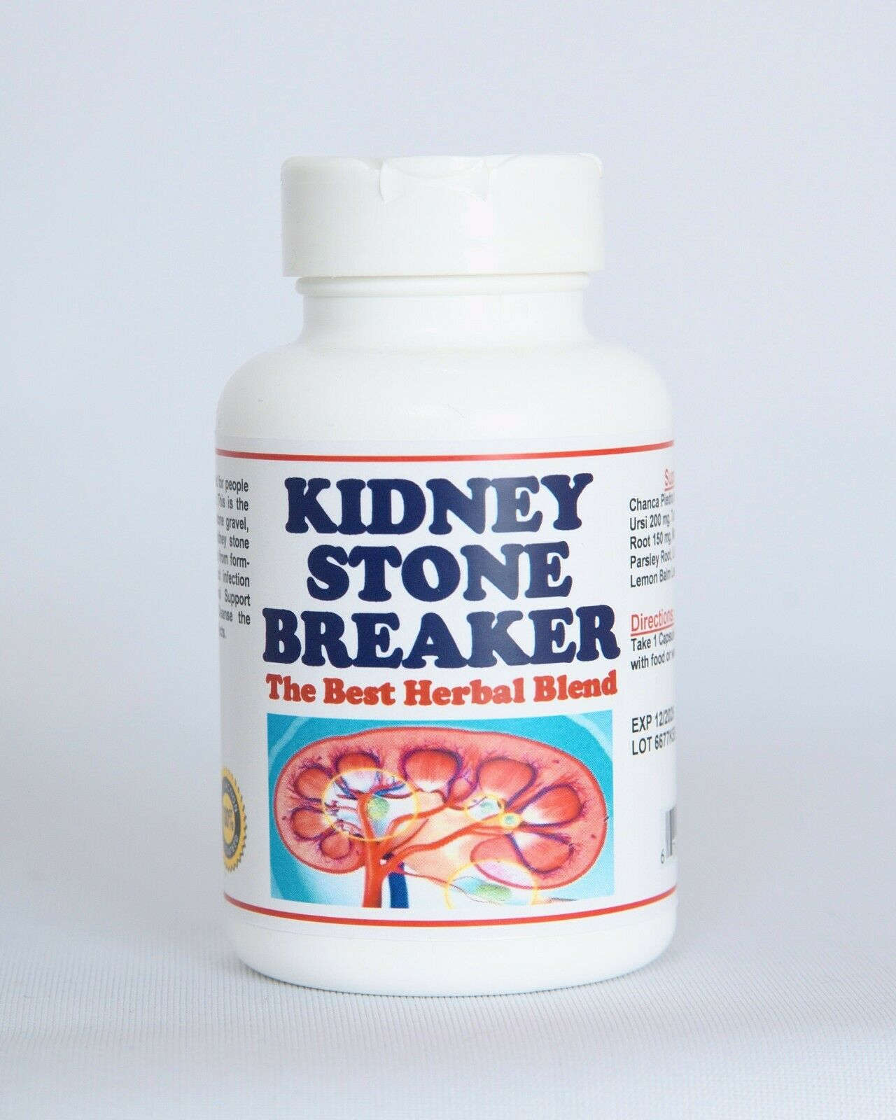KIDNEY STONE BREAKER to Treat & Prevent