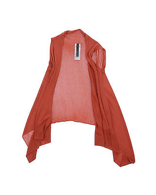 Cardigan bambina MANILA GRACE maglia leggera senza maniche in SALDO