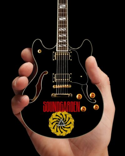 Chris Cornell Guitar Soundgarden Collectible Mini Guitar Collectible Replica