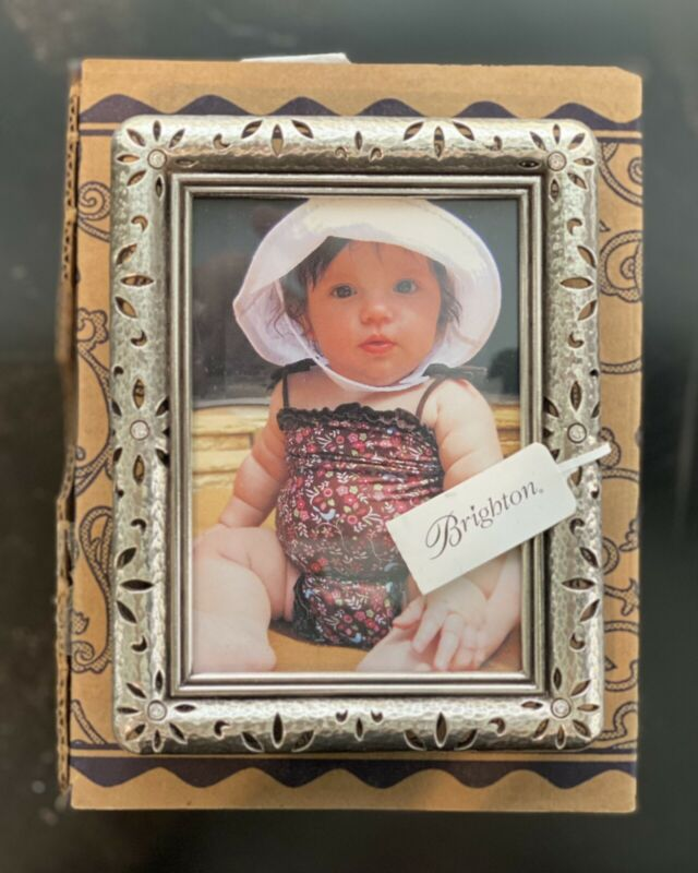Brighton trade wind picture frame NWT