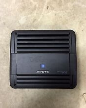 "Alpine MRP-M500 Amp & Type-S 12"" Subwoofer Camden Camden Area Preview"