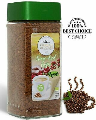 Mount Hagen - Organic Fairtrade Instant Coffee Freeze Dried Decaffeinated - 3.53