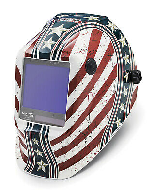 Lincoln Viking 3350 Daredevil Welding Helmet K3683-4