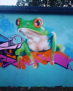 QUALITY ARTIST FOR HIRE/MURALS/SIGNS Brisbane City Brisbane North West Preview
