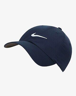 Nike Heritage '86 Swoosh Cap Blue