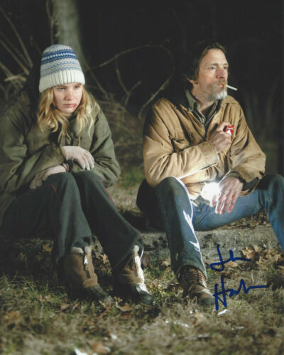 JOHN HAWKES SIGNED AUTHENTIC 'WINTER'S BONE' 8x10 MOVIE PHOTO w/COA ACTOR
