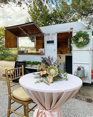 Horse Trailer Mobile Bar Cocktail Caravan Food Truck