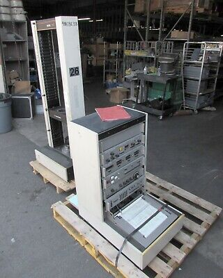 Instron 1120 Series Model 1122 Tensile Tester - Console And Loading Frame