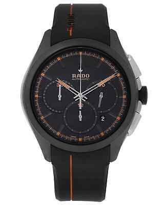 RADO CERAMIC HYPERCHROME XXL CHRONOGRAPH AUTOMATIC MEN'S SWISS WATCH $4,300 Automatic Chronograph Swiss Wrist Watch