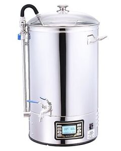 ACE Micro Brewery Mashing 4 Home Craft Beer with pump PRE-ORDER DUE 1ST FEB
