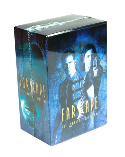 Farscape Complete Season One DVD Box Set Factory Sealed NEW!