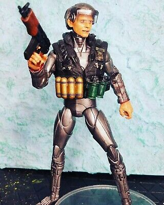 Marvel Legends 1:12 X-Men Reaver 'Tom' soldier custom