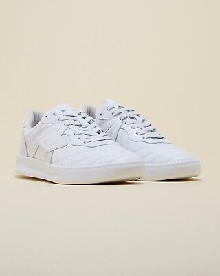 $99 Umbro Men's White Coach Sneakers Shoes Size 8 NEW for sale  Shipping to Canada