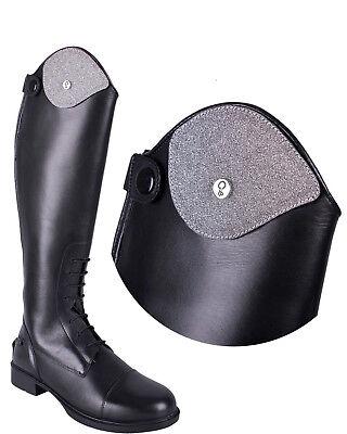 ter, austauschbares Oberteil Glitter für Stiefel Romy (Glitter Stiefel)