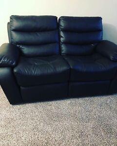 black sofa for sale