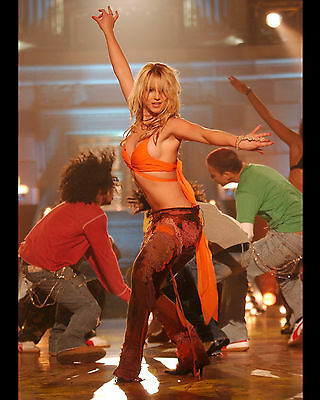 BRITNEY SPEARS 8X10 PHOTO PICTURE SEXY HOT CANDID 98