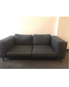 Dark Grey Sofa