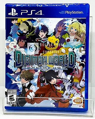 Digimon World: Next Order - PS4 - Brand New | Factory Sealed