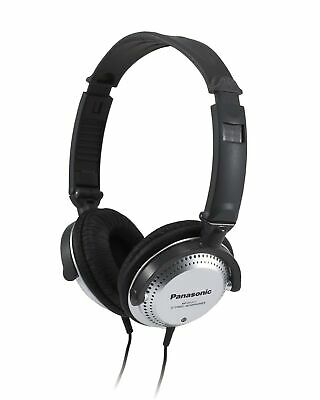 PANASONIC Stereo Headphones with XBS Port, Integrated Volume Controller and L...