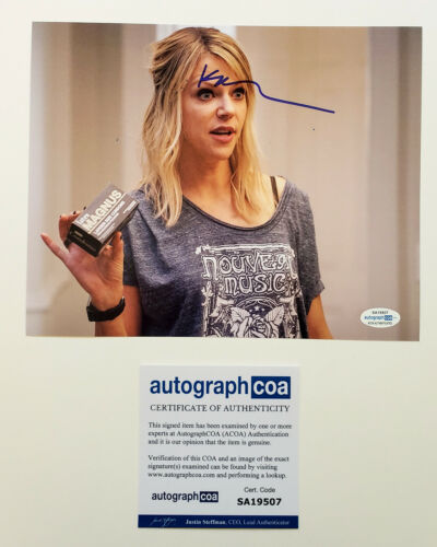Kaitlin Olson Signed 'It's Always Sunny in Philadelphia' 8x10 Photo ACOA D