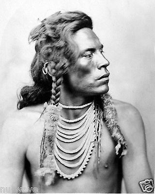 1878-Curley, General Custer's Indian Scout, only Survivor of Little Bighorn