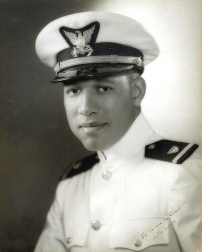 First Recognized African-American Naval Officer Nation's History-JOSEPH JENKINS