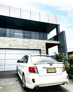 Subaru RS AUTOMATIC 129,000kms  Picnic Point Bankstown Area Preview
