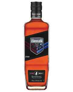Bundaberg State of Origin Edition 700mL bottle Rum Dark Rum