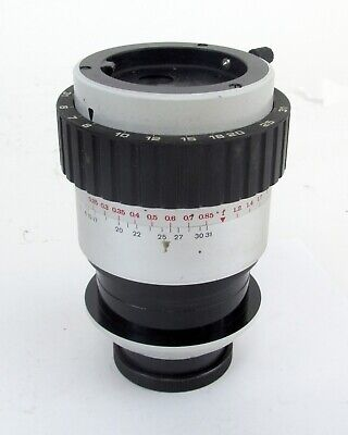 Wild Heerbrugg M7a Stereo Microscope Body - 6 To 31x