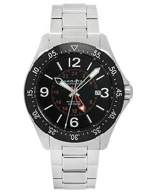 Hamilton Khaki Aviation Pilot GMT Automatic Men's Watch H76755131