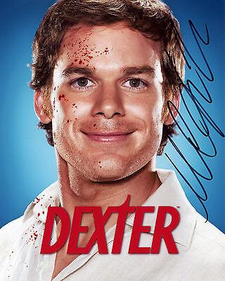 Michael C. Hall - Dexter Morgan - Dexter - Signed Autograph REPRINT