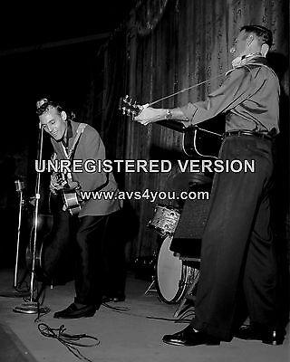 """Carl Perkins 10"""" x 8"""" Photograph no 7"""
