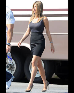 JENNIFER ANISTON 8X10 PHOTO PICTURE HOT SEXY CANDID 6