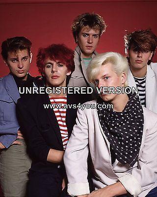 "Duran Duran 10"" x 8"" Photograph no 39"