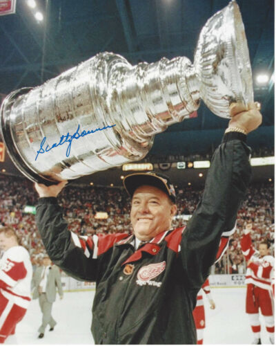 Scotty Bowman Autographs For Sale by RACC Trusted Sellers