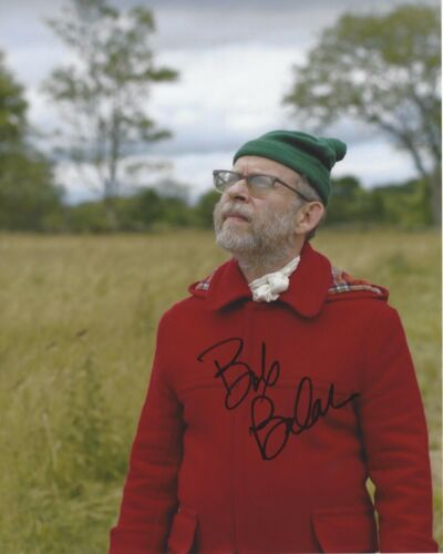 ACTOR BOB BALABAN SIGNED MOONRISE KINGDOM 8X10 PHOTO W/COA CLOSE ENCOUNTERS