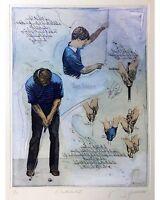 Dieter Portugall, Golf, Studio Di Putti -  - ebay.it