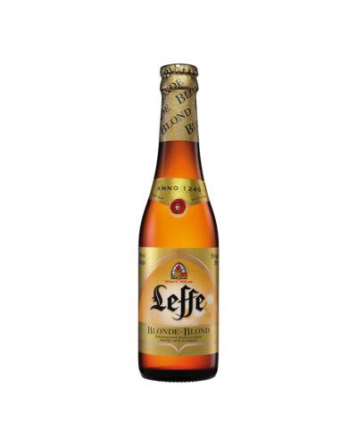 Leffe Blonde International Beer Ale 330mL case of 24