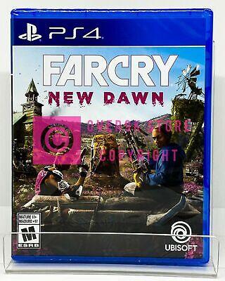 Far Cry New Dawn - PS4 - Brand New - Spanish/English