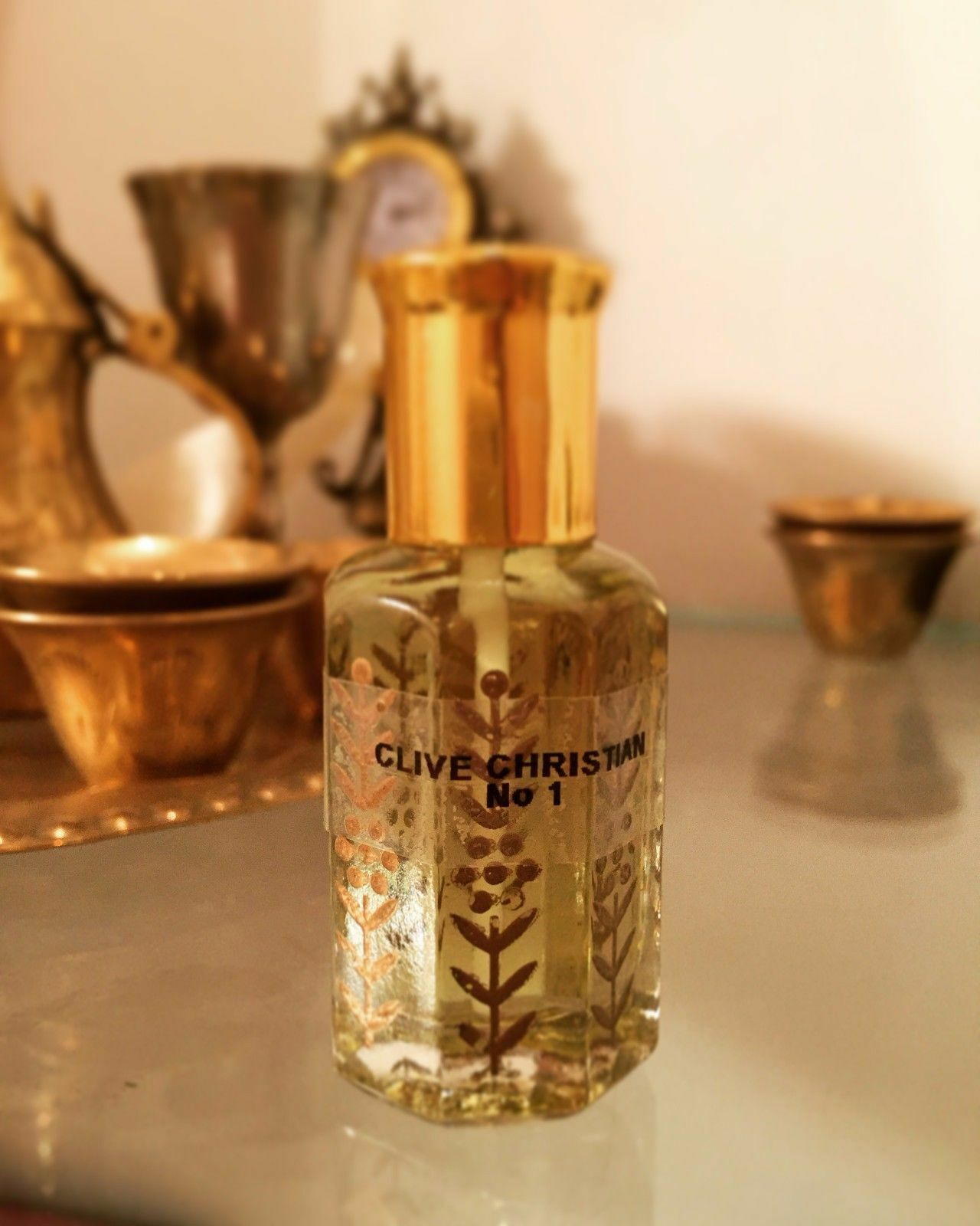 Clive Christian No1 for men - Pure Perfume Oil!!!