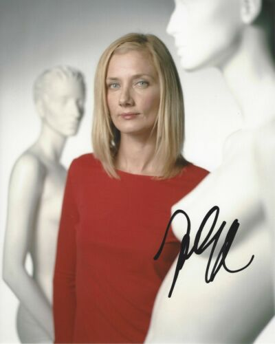ACTRESS JOELY RICHARDSON SIGNED NIP/TUCK 8x10 PHOTO A w/COA THE ROOK MAGGIE
