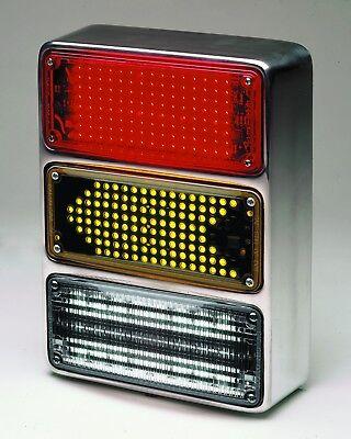 Whelen Lighthead Assembly Triple Housing For 700 Series - 7cast3 01-0683596-00