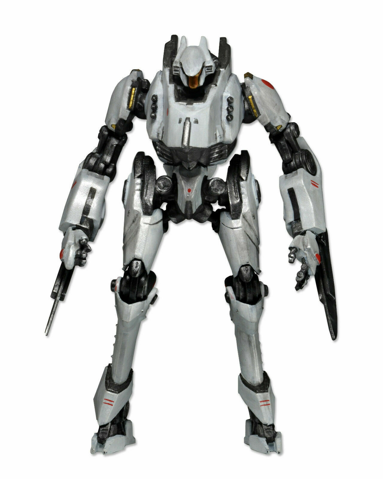 7 inch Scale Pacific Rim Jaeger Action Figure Toys Gift Set New Box Package