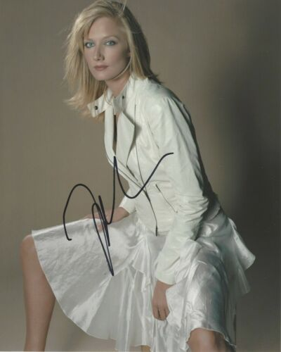 ACTRESS JOELY RICHARDSON SIGNED 8x10 PHOTO w/COA THE ROOK NIP/TUCK PATRIOT